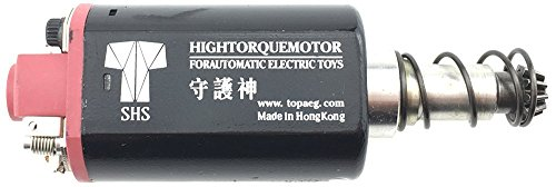 SportPro High Torque Long Shaft Motor for AEG Airsoft - Black
