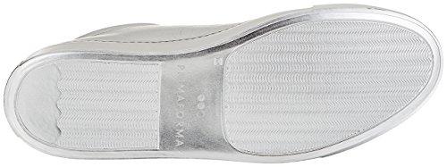 Prima Primaforma, Scarpe da Ginnastica Basse Unisex-Adulto Argento (Silver)