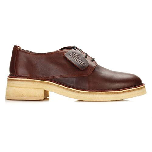 Maru Marron Nut Clarks Chaussures Femmes London SYgROtx