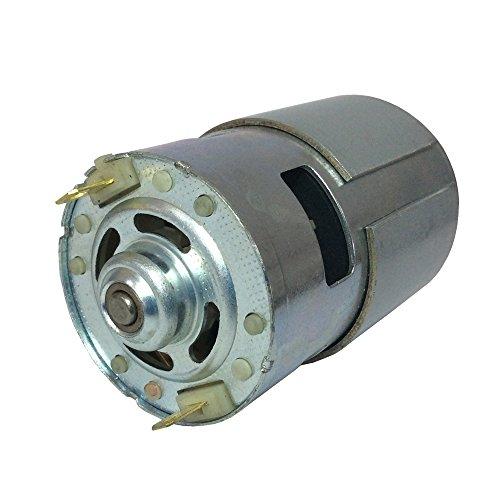 Bemonoc Small Dc Motor 12v High Speed 12000 Rpm High