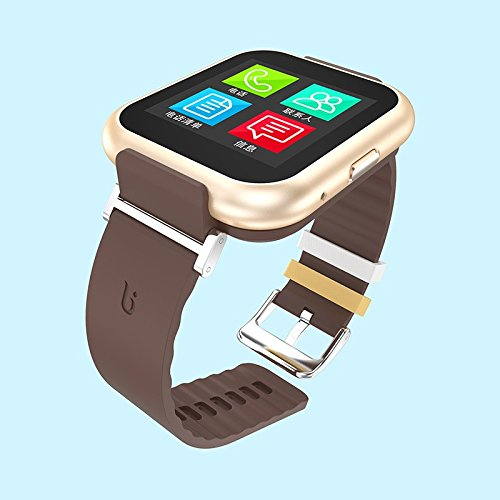 SmartWatch Plus SW1, Borofone Bluetooth Smart Watch [Phone with Camera] Touch Screen for
