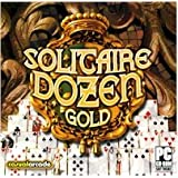 BRAND NEW Casualarcade Games Solitaire Dozen Gold OS Windows 98 Me Xp Classic Turbo Game Modes