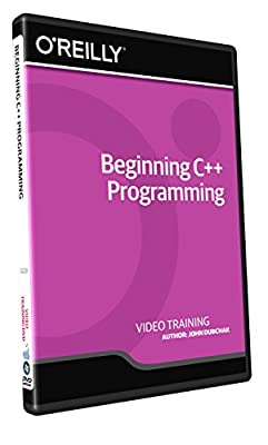 Beginning C++ Programming - Training DVD