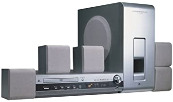 Amazon com: Zenith DVT312 DVD Dolby Digital Home Theater