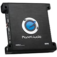 PLTAC8004 - PLANET AUDIO AC800.4 ANARCHY MOSFET Amp (4 Channel; 800W Max; 400W x 2 @ 4_ Bridged; 200W x 4 @ 2_; Dim: 2.41H x 10.66W x 10D)
