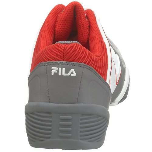 Performance Chr Shoe Punto Tennis Men's Wht Fila Red YIqEw