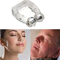 NOTE Device Magnetic Apnea Stop Snoring Guard Nose Clip Care New Anti Snore Tray Aid Sleeping