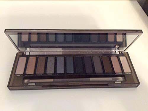 Eyeshadow: Urban Decay Naked Smoky Eyeshadow Palette