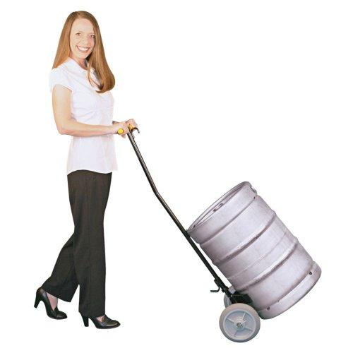 Handle Keg (Bar Maid Keg and Pail Cart w/ Ergonomic Handle)
