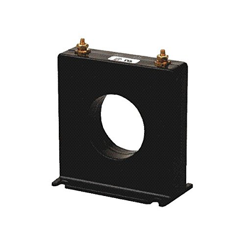 CR Magnetics CR5ASFT-251 Current Transformer, ANSI Class/Revenue Grade, 5 Amp, 250:5 Secondary Ratio, UL Recognized, 0.6% Accuracy at 60 Hz, 1.56'' Window Diameter