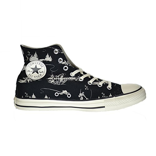 Converse All Star Unisex Sko Svart / Pergament 149472f
