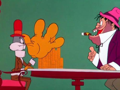Classics Looney Tunes (Barbary Coast Bunny/Operation: Rabbit)