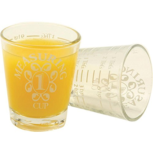 Glass Measuring Cup Shot Glasses
