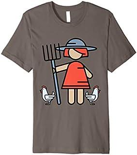 Best Gift Your Wife My Wife Farmer Tshirt | Farm Life Husband gift Need Funny TShirt