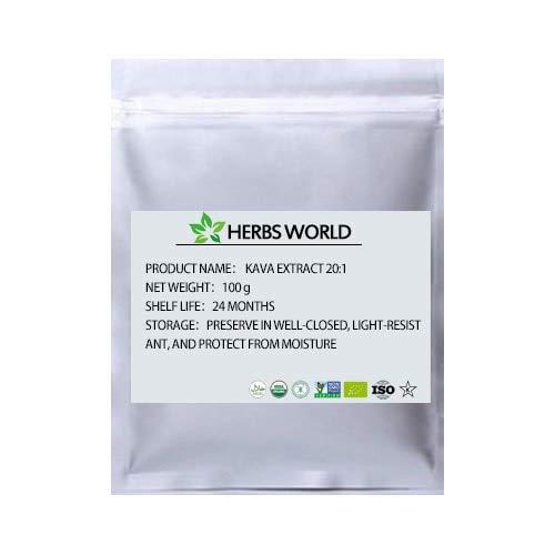 Ochoos 100% Natural Kava Extract 20:1 - (Color: 100g(3.53oz))