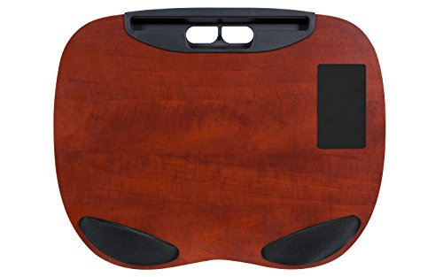 LapGear Media LapDesk Exec for laptops and tablets 91050 Cherry