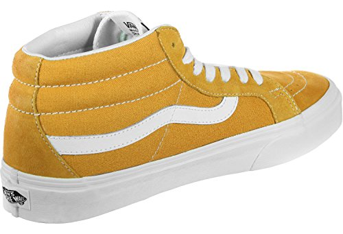 Authentic Sport Shoes Platform 0 Vans Retro Adult Unisex 2 Sunflower E4q86