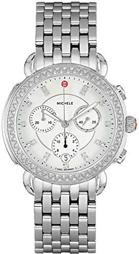 Michele Women's Sidney Diamond Diamond Dial Watch MWW30A000001