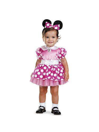 Disguise Babys Disneys Mickey Mouse Minnie Mouse Costume