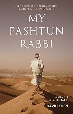Book review of My Pashtun Rabbi - Readers' Favorite: Book