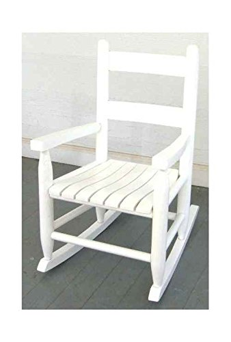 Dixie Seating Company 143398 OG 47433 O 177626 Slat Seat Child Rocker