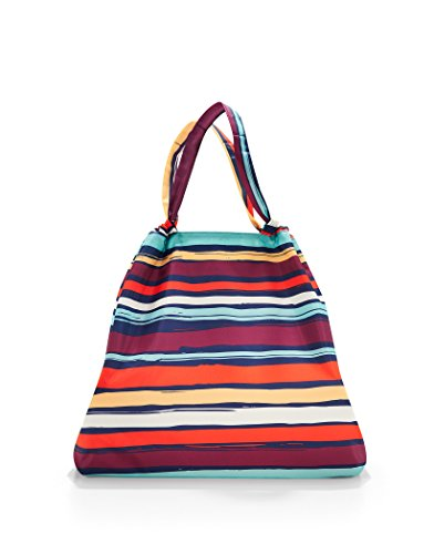 reisenthel mini maxi loftbag 64 x 48 x 13 cm 25 Liter artist stripes