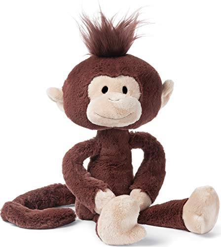 GUND Toothpick Gabriel Monkey Plush Stuffed Animal, Brown, 15 #34;