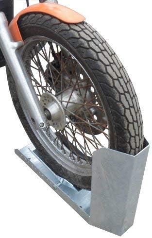 Motorradst/änder Motorrad-Wippe Verzinkt 10fach verstellbar f/ür 8 bis 24-Zoll