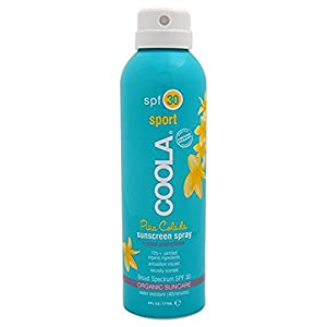 Coola Suncare SPF 30 Sunscreen Spray