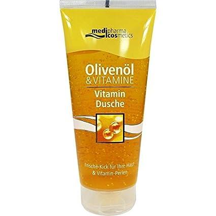 Aceite de Oliva & vitaminas Vitamin ducha 200 ml Gel de Ducha