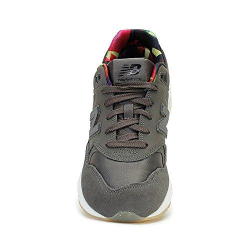 New Balance MRT580 Fibra sintética Zapato para Correr marrón