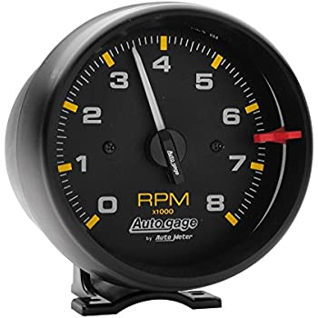 amazon com auto meter 2300 autogage tachometer automotive