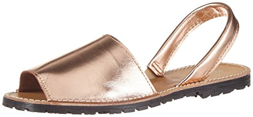 Tamaris Damen 28916 Offene Sandalen Gold (ROSE METALLIC 952)