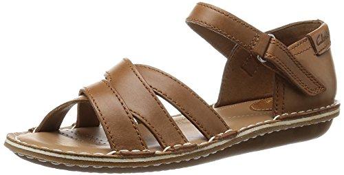 清凉一夏 — 送给婆婆的Clarks Tustin Sahara 凉鞋
