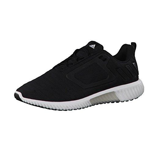 Adidas Climacool cm, Scarpe da Corsa Uomo, Nero (Negbas/Plamet), 48 EU