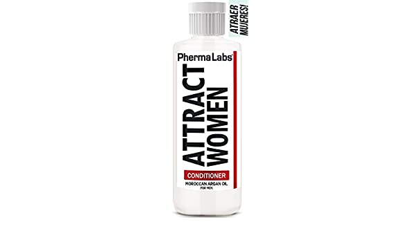 Amazon.com : PhermaLabs Feromonas Acondicionador Argan de Hombre para el Cabello - 10 fl oz - Atraer MUJERES instantáneamente- Mayor Concentración De ...