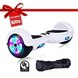 """EPCTEK 6.5"""" Hoverboard Self Balancing Electric Scooter UL 2272 Certified Hoverboard for Kids Adults Hover Board with LED Lights Great Gifts for Birthday"""