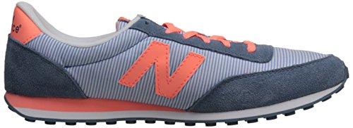 New Balance Classics Traditionnels - Zapatillas para mujer Azul azul Azul - azul marino/blanco (Navy White)