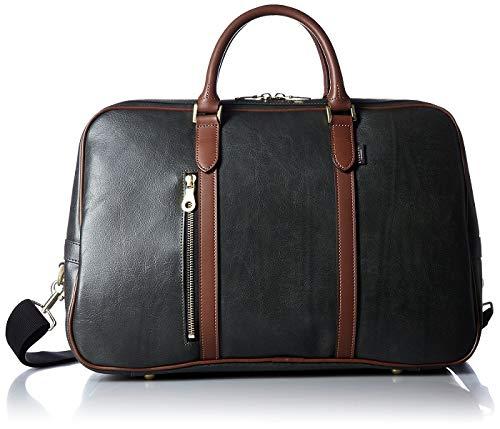 [エバウィン] ボストンバッグ 日本製 豊岡市製 ビジネストラベルボストンバッグ  ネイビー B07R8D658P