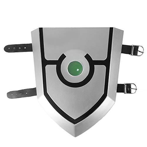 The Rising Of The Shield Hero Naofumi Iwatani Shield Cosplay Props Light LED Shield Costume Accessories Mens