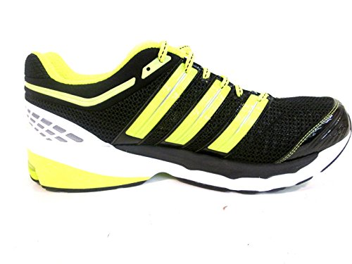 adidas , Chaussures de course pour homme Multicolore Noir 19 UK