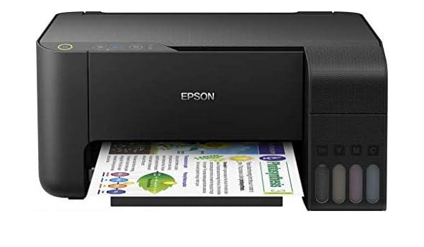 Epson EcoTank L3110 - Impresora multifunción - de inyección de ...