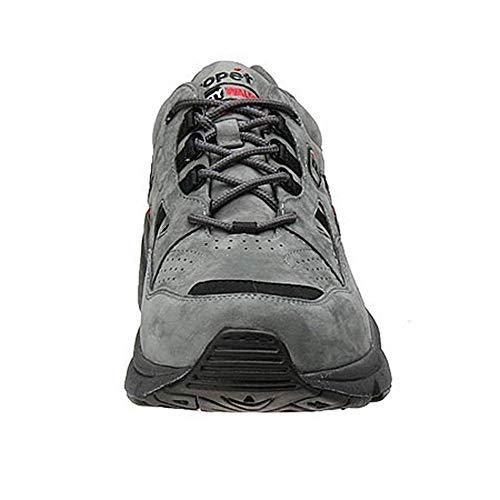 Stability A5500 Walker Diabetic Medicare Hcpcs Grey Black Men's Propét Code Sneaker Shoe wq5YOHHF