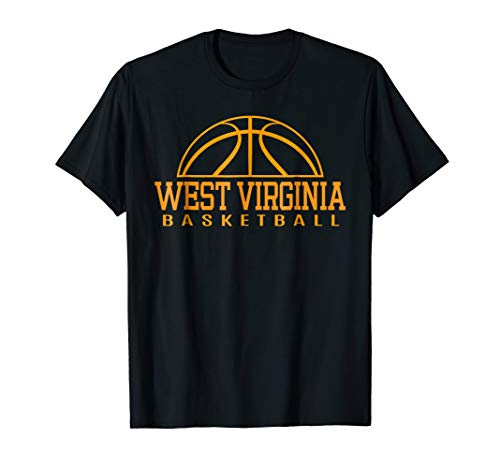 West Virginia Basketball Apparel Gift Shirt
