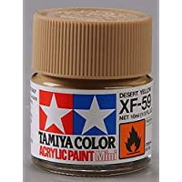 Xf-59 Desert Yellow Mat Akrilik Boya (10 Ml)