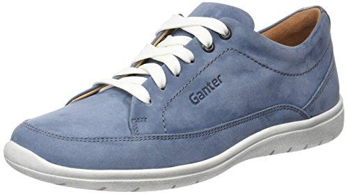 Gill Antrazit Ganter Jeans Derby Weite 3462 Bleu Femme G 1CwUx