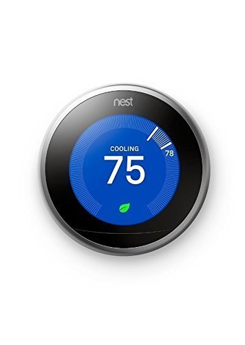 (Nest T3008US Learning 3rd Generation Thermostat (Professional Version))