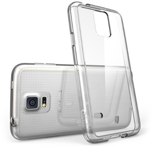 i-Blason Samsung Galaxy S5 Case - Scratch Resistant Hybrid Clear Case / Cover with TPU Bumper