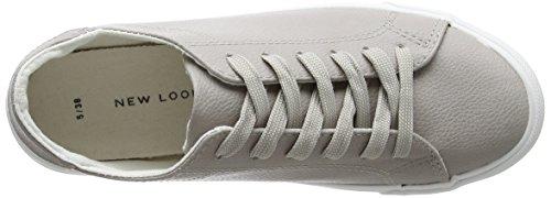 New Look Moxie, Zapatillas para Mujer Gris (Mid Grey)