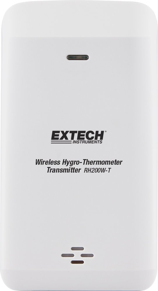 Extech RH200W Wireless Indoor Outdoor Hygro-Thermometer Indicator